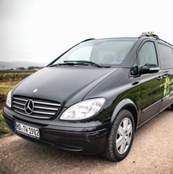 Taxi Weinmann - Unsere Fahrzeuge