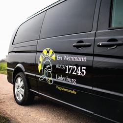 Taxi Weinmann Ladenburg - Unsere Fahrzeuge